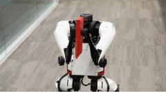 腾讯发布首个全自研机器狗Max,有腿又有轮,